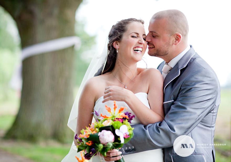 Bruidsfotografie Watermolen Oele   Marlinde en Jeroen