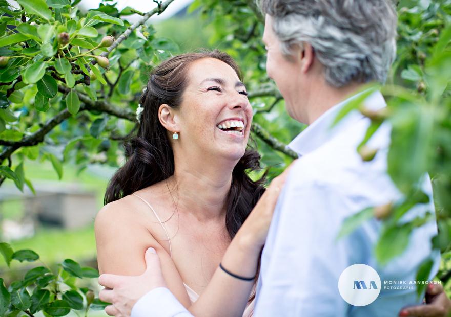 Inge en Menno 15 jaar getrouwd!