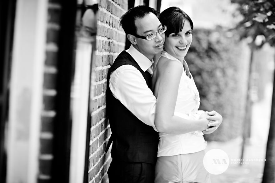 Bruidsfotografie Dorset Mansion House Borne  | Miranda en Cong Jan