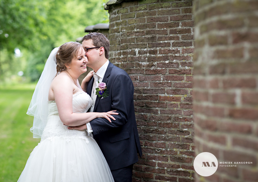 Bruidsfotografie Buitenplaats Sparrendaal | Samantha en Bastiaan