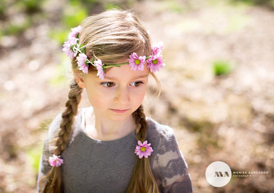 Privé workshop kinderfotografie op locatie | Bente