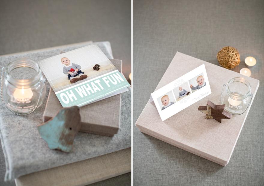 Unieke kerst fotokaarten | Kerstfoto van je kind