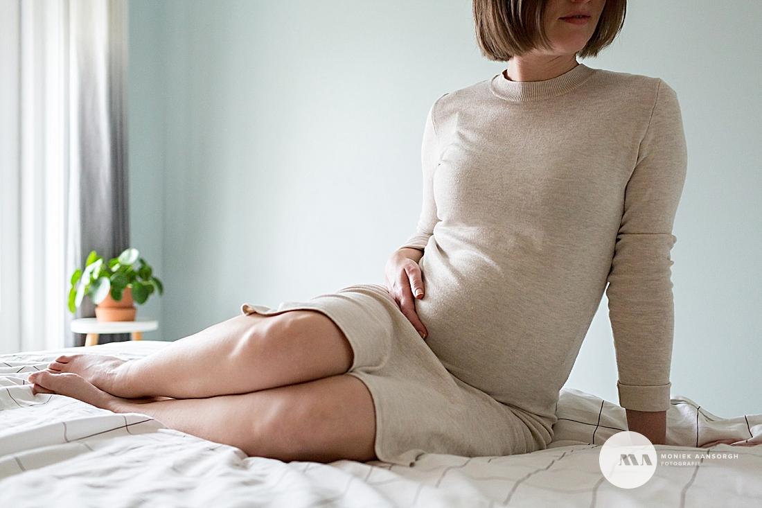 Lifestyle zwangerschapsfotografie | Marion