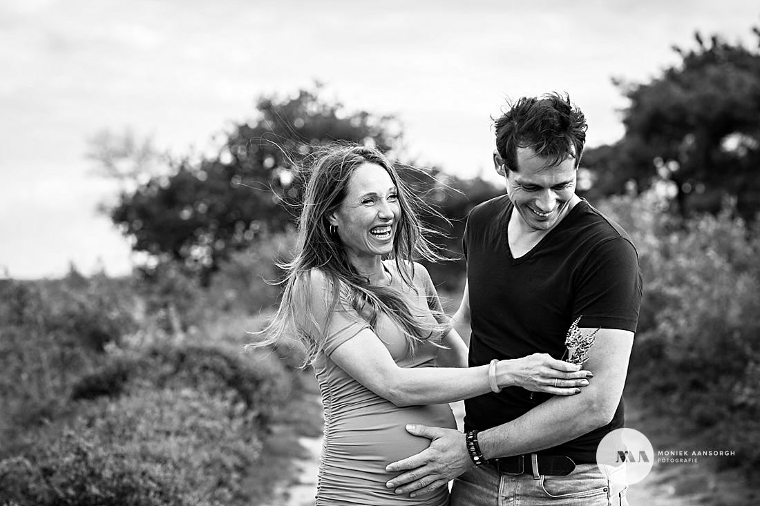 Zwangerschapsfotografie op locatie | Ania en Dave