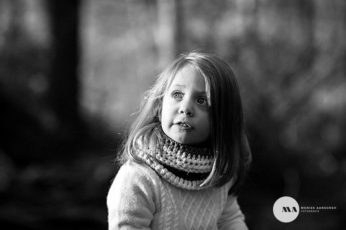 Lifestyle kinderfotosessie in het bos | Gitte