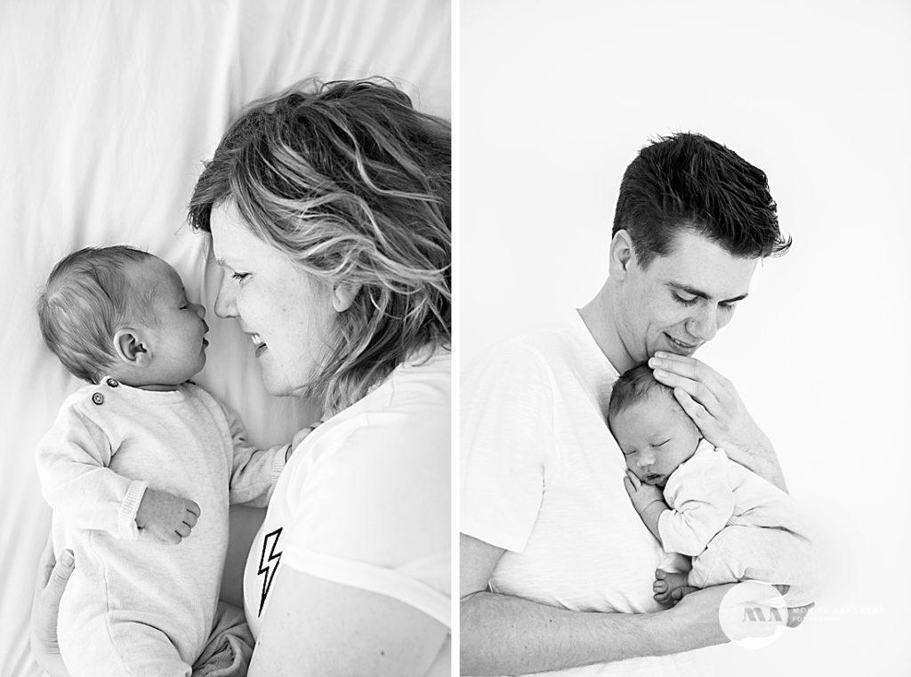 Lifestyle Newbornfotografie Oldenzaal