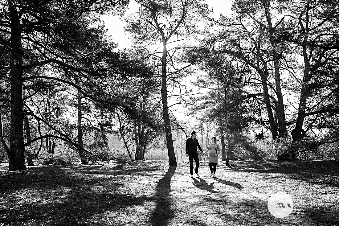 Zwangerschapsfotografie Oldenzaal | Minke en Tijs