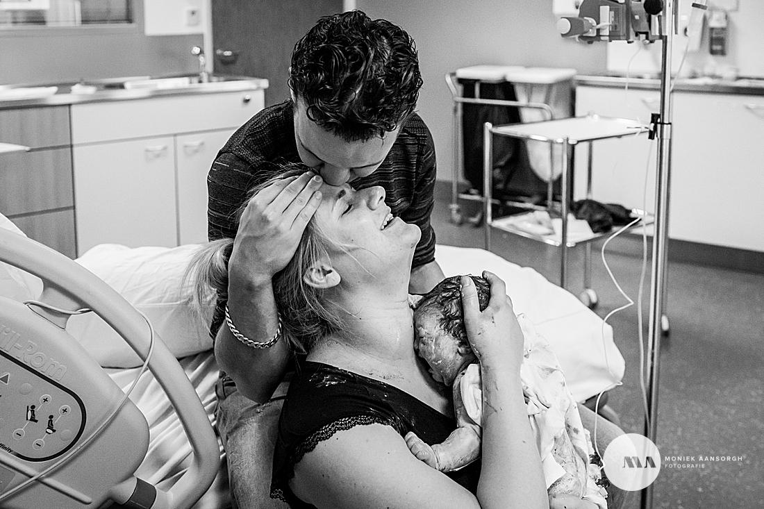 Geboortefotografie Enschede | Elin