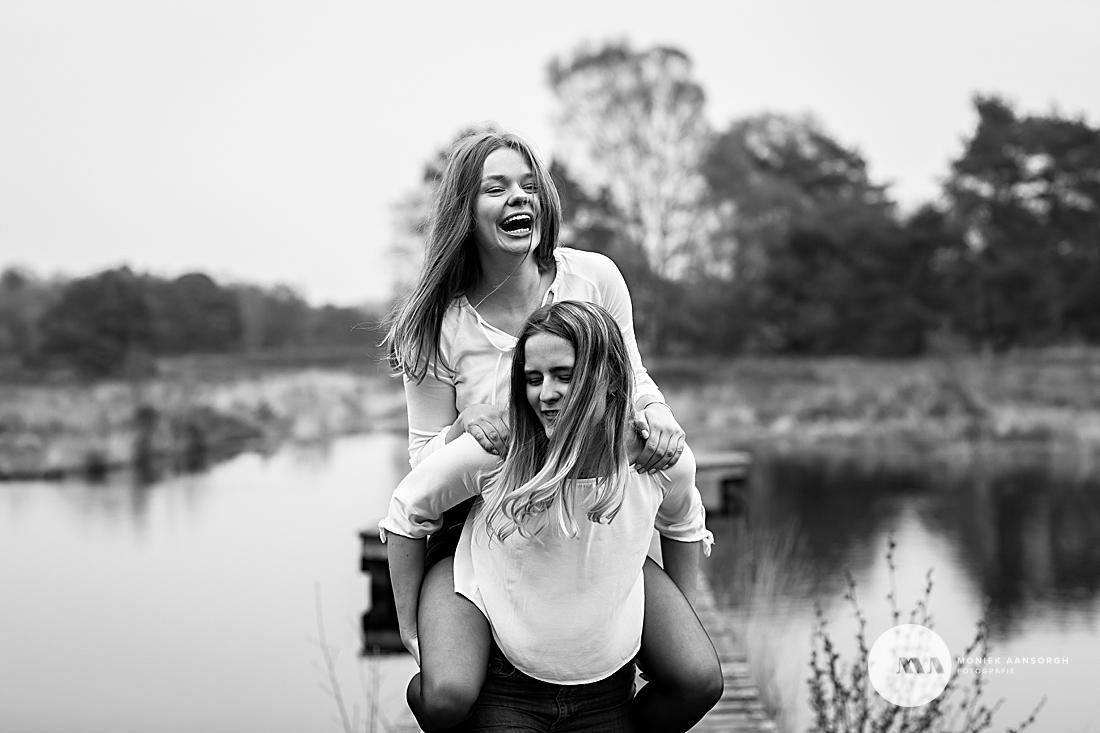 Vriendinnen fotosessie Buurserzand